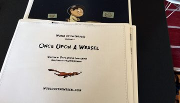 Once Upon a Weasel proof image