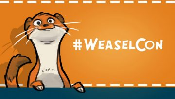 WeaselCon 16x9 web banner