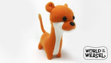 weasel plush feature image