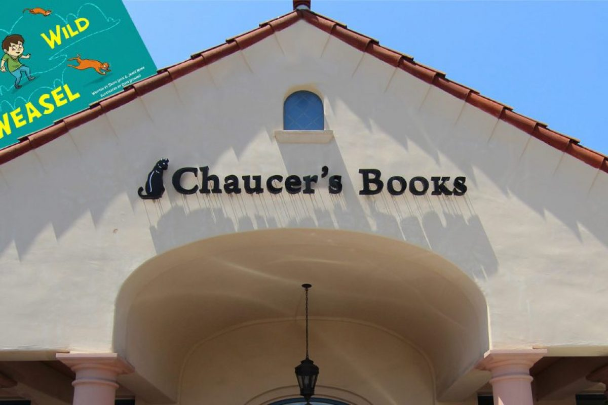 ChaucersBooks front pic - WILD