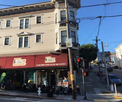 Charlie's Corner San Francisco