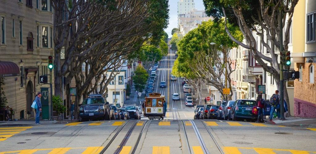 San Francisco architecture-avenue-blur-258447
