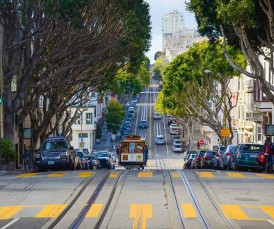 San Francisco architecture-avenue-blur-258447