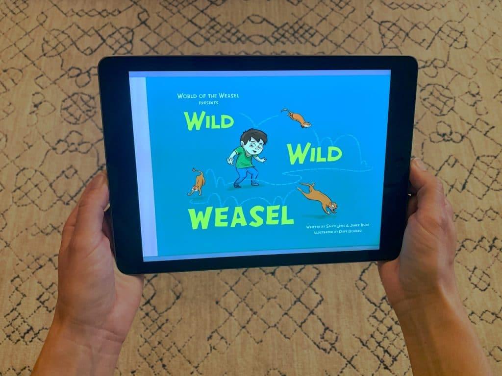 WILD WILD WEASEL e-book